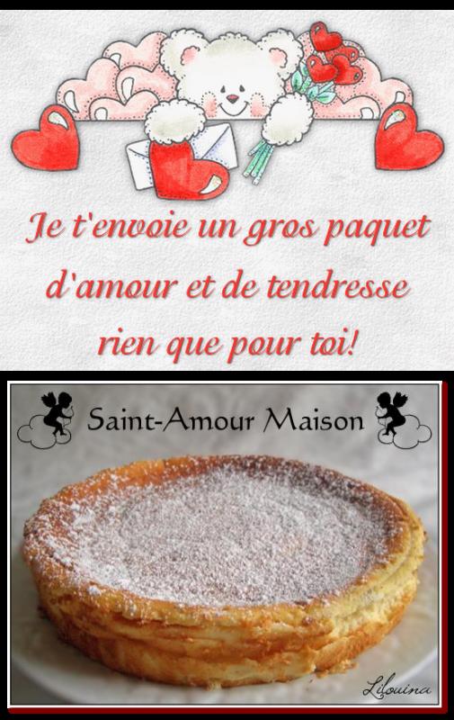 ♥♫♥ 09 AOÛT ♥♫♥ Saint AMOUR ♥♫♥ BONNE FÊTE ♥♫♥ à TOU(TE)S CELLES ~♥~et~♥~ CEUX que l'on ♥♫♥ AIME d'AMOUR ~♥~ou~♥~ d'AMITIÉ ♥♫♥