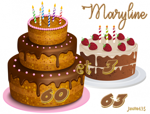 ~♥~ ♥♫♥ ~♥~ 22 AOÛT ~♥~ BON ANNIVERSAIRE ~♥~ MARYLINE ~♥~ 63 ANS ~♥~ ♥♫♥ ~♥~ (☼♥☼) http://1954maryline.skyrock.com/ (☼♥☼)