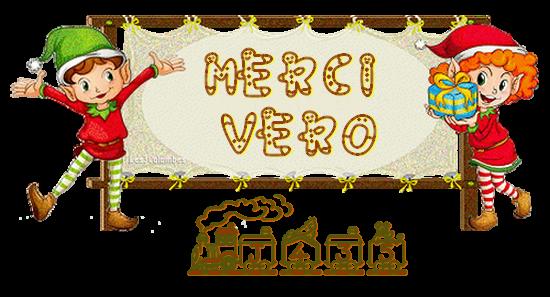 (☼♥☼) ~♥~ MERCI (☼♥☼) POUR TON CADEAU (☼♥☼) ~♥~ POUR TOI VÉRO ~♥~ (☼♥☼)  (☼♥☼) http://amina-princesse-reveuse.skyrock.com/ (☼♥☼)