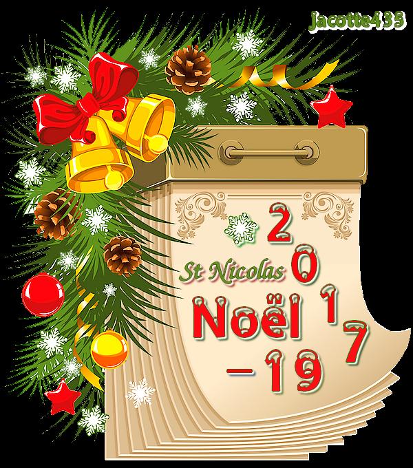 (☼♥☼) ♥♫♥ 6 DÉCEMBRE ♥♫♥ CALENDRIER DE L'AVENT ~♥~ St NICOLAS ♥♫♥ (☼♥☼)
