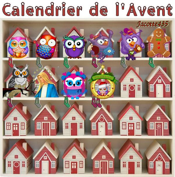 (☼♥☼) ♥♫♥ 10 DÉCEMBRE ♥♫♥ CALENDRIER DE L'AVENT ~♥~ St ROMARIC ♥♫♥ (☼♥☼)