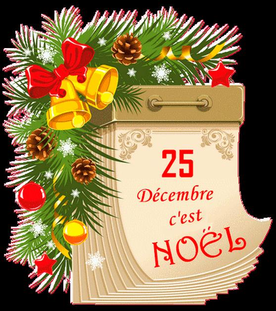 (☼♥☼) ♥♫♥ 25 DÉCEMBRE ♥ JOYEUX NOËL ~♥~ PRÉPARONS LE NOUVEL AN ♥♫♥ (☼♥☼)