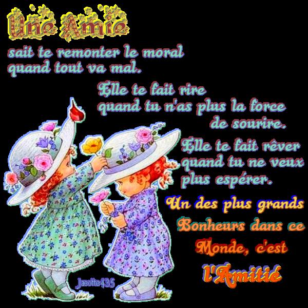 ♥♫♥ RENOUVELONS ~♥~ L'AMITIÉ ~♥~ EN 2018 ~♥~ SIGNATURES A LA DEMANDE ♥♫♥
