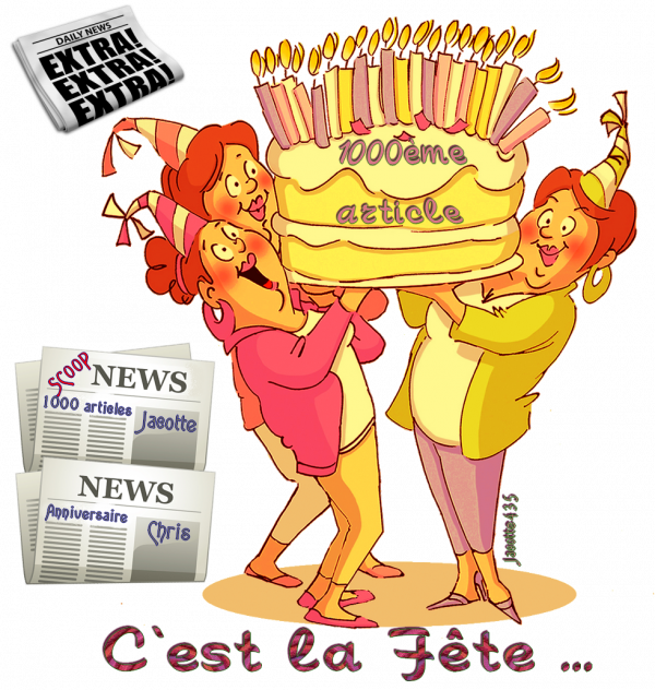 ♥♫♥ ♥ 29 JANVIER ♥ BON ANNIVERSAIRE ♥ 71 ANS ♥ CHRIS ♥ 1000ème ARTICLE ♥ ♥♫♥  ♥♫♥ http://chris75113.skyrock.com/ ♥♫♥