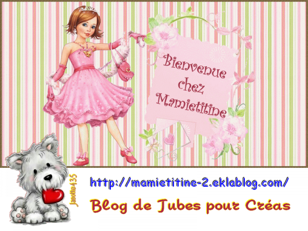 ♥♫♥ MERCI (☼♥☼) MARTINE (☼♥☼) NOUVEAU BLOG (☼♥☼) TUBES pour vos CRÉAS ♥♫♥ ♥♫♥ http://mamietitine-2.eklablog.com/ ♥♫♥