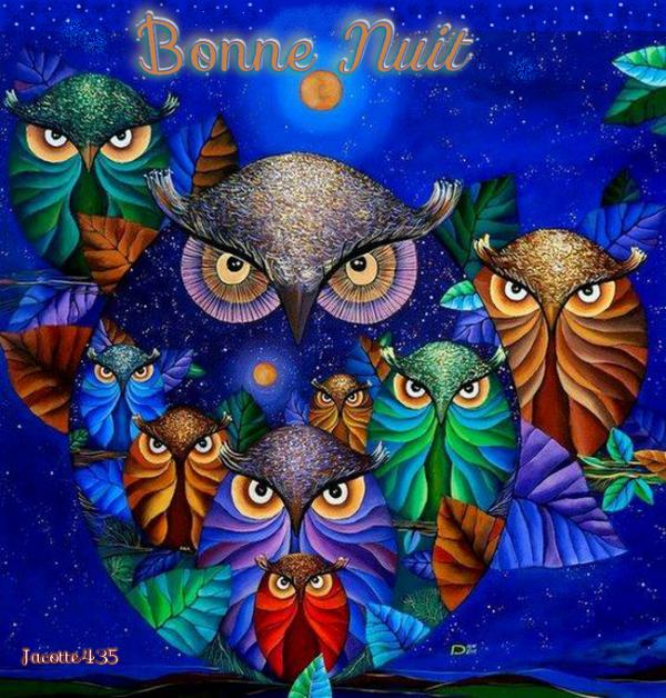 (☼♥☼) ♥♫♥ BONNE NUIT (☼♥☼) BON DÉBUT (☼♥☼) DE SEMAINE ♥♫♥ (☼♥☼)