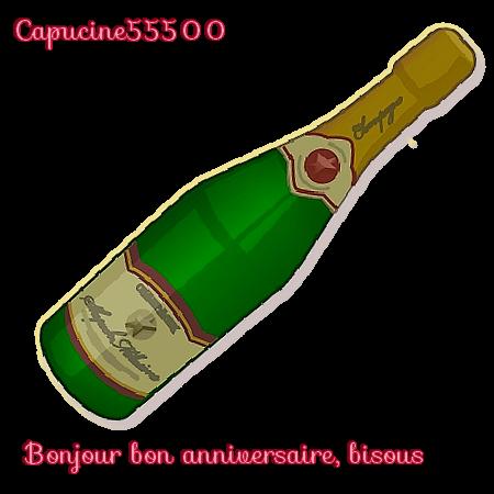♥♫♥ MERCI ♫♥♫ POUR LES CADEAUX ♫♥♫ D'ANNIVERSAIRE ♫♥♫ 05 MARS ♫♥♫ 1/2 ♥♫♥