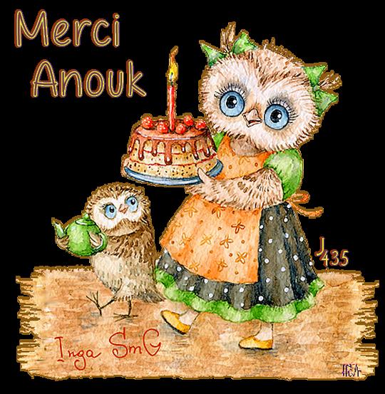 ♥♫♥ MERCI ♫♥♫ POUR LES CADEAUX ♫♥♫ D'ANNIVERSAIRE ♫♥♫ 05 MARS ♫♥♫ 2/2 ♥♫♥