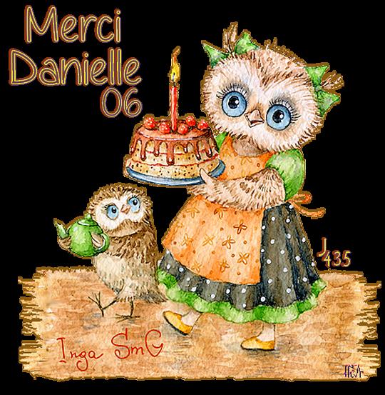 ♥♫♥ MERCI CATH ♥ & LES COPINETTES ♥ POUR MON ANNIVERSAIRE ♥ 05 MARS ♥ 2/5 ♥♫♥