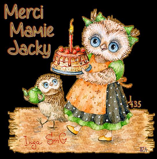 ♥♫♥ MERCI CATH ♥ & LES COPINETTES ♥ POUR MON ANNIVERSAIRE ♥ 05 MARS ♥ 4/5 ♥♫♥ ♥♫♥ POUR MAMIE JACKY ♥♫♥