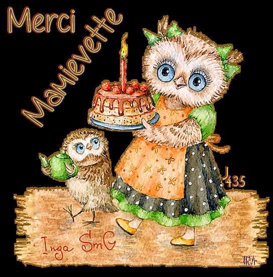 ♥♫♥ MERCI CATH ♥ & LES COPINETTES ♥ POUR MON ANNIVERSAIRE ♥ 05 MARS ♥ 5/5 ♥♫♥  ♫♥♫ POUR MAMIEVETTE ♫♥♫
