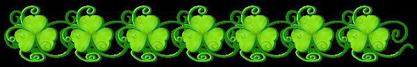 ♥♫♥ 17 MARS ♣ SAINT PATRICK ♣ ST PATRON de l'IRLANDE ♣ FÊTE DU SHAMROCK ♥♫♥ ♥♫♥ ♣ TRÈFLE ♣ à 3 FEUILLES ♣ ♥♫♥ ♣ UN des SYMBOLES de ♣ L'IRLANDE ♣ ♥♫♥