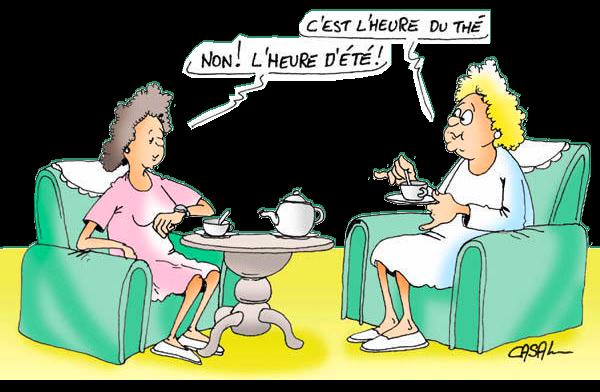 ♥♫♥ 25 MARS (☼♥☼) CHANGEMENT d'HEURE (☼♥☼) ÉTÉ ♥♫♥ ON AVANCE d'1 HEURE ♥♫♥