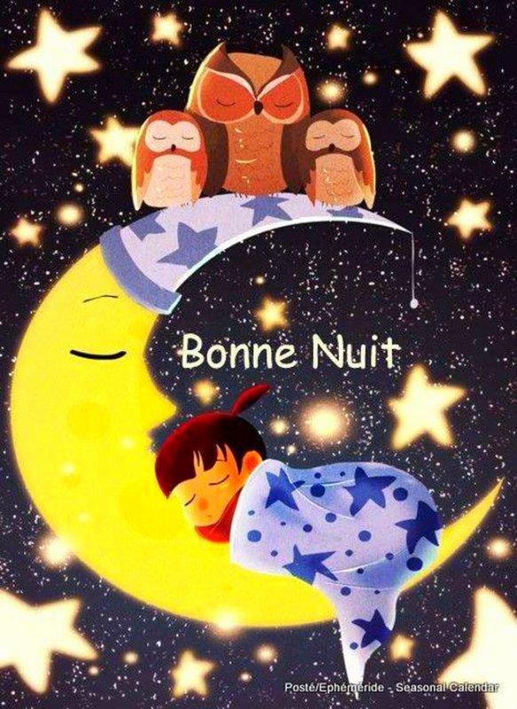 ~♥~ ♫ ☆ BONNE NUIT ☆ ♫ ☆ CHOUETTE (☼♥☼) HIBOU ☼ ♫ ☼ BONJOUR ♥ CAFÉ ☼ ♫ ~♥~
