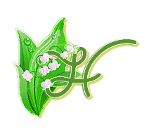 ~♥~ ♫ ☼ BRINS DE MUGUET ☼ ♫ ☼ ALPHABET ☼ ♫ ☼ C à J ☼ ♫ ~♥~ 2_4