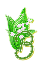 ~♥~ ♫ ☼ BRINS DE MUGUET ☼ ♫ ☼ ALPHABET ☼ ♫ ☼ A & B ☼ ♫ ~♥~ 1_4