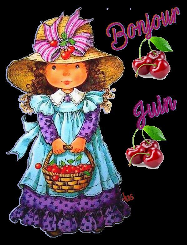 ♥♫♥ AU REVOIR MAI ~♥~ BONJOUR JUIN ♥♫♥ ~♥~ CALENDRIER CATH ~♥~ JUIN ♥♫♥