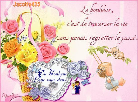 ♥ 12 JUIN ♥ BON ANNIVERSAIRE de MARIAGE MARIETTE ♥ NOCES d'AMÉTHYSTE 48 ans ♥ ♥ http://ORCHIDEEROSE.skyrock.com/  ♥