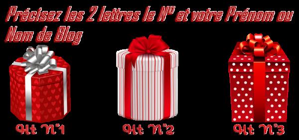 ♥ DISTRIBUTION de CADEAU à VOTRE PRÉNOM ♥ pour le 26 JUILLET ♥ 2 ANS de BLOG ♥ ♥ HAUT ~♥~ 01
