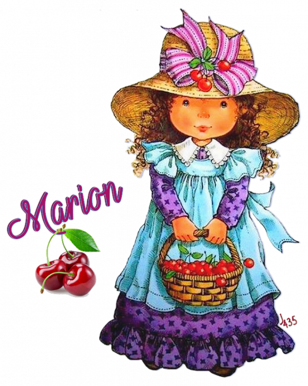 ~♥~ ♫ ☼ DEMANDE SPÉCIALE ♥ ♫ ♥ DE MARION ☼ ♫ ☼ SIGNATURE CERISE ☼ ♫ ~♥~