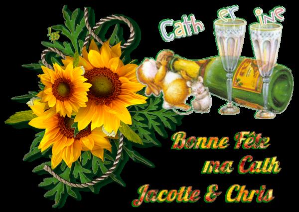 ♥ﻼღ✿♥ﻼღ✿♥ﻼღ✿ 25 NOVEMBRE ♥ﻼღ✿♥ BONNE FÊTE ♥ﻼღ✿♥ MA CATH ♥ﻼღ✿♥ﻼღ✿♥ﻼღ✿ ~♥~ http://signaturesdecoklane.eklablog.com ~♥~