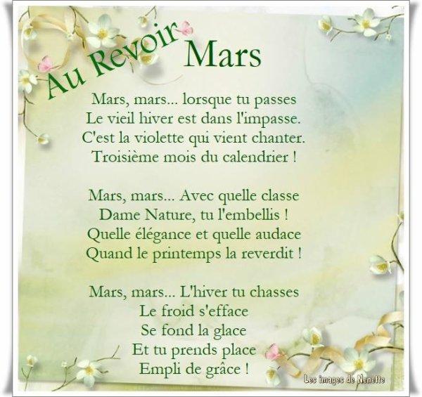 ✿ﻼღ AU REVOIR MARS ✿ﻼღ ANNIVERSAIRES ♥ FÊTES À SOUHAITER ♥ EN AVRIL ✿ﻼღ
