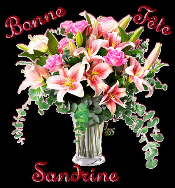 ✿ﻼღ♥ღ♥ 02 AVRIL ✿ﻼღ♥ BONNE FÊTE ✿ﻼღ♥ MON AMIE ✿ﻼღ♥ SANDRINE ✿ﻼღ♥ღ♥