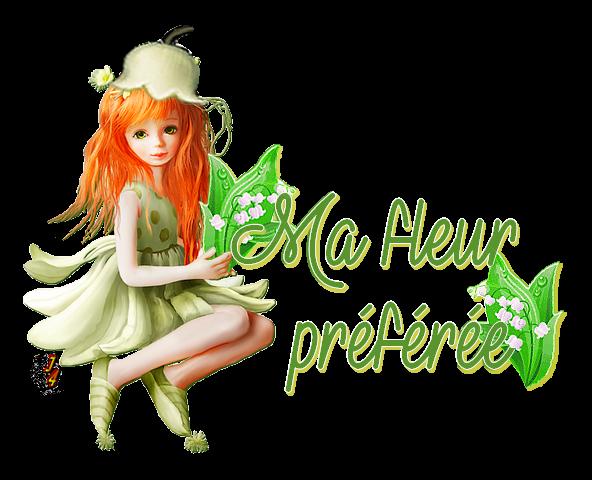 ♡ﻼღ MAI 2021 ♡ﻼღ MUGUET ELFE ♡ﻼღ MOTS JOURS SEMAINE MUGUET ♡ﻼღ ~01~