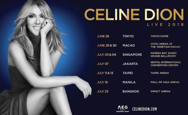 Asia Tour 2018