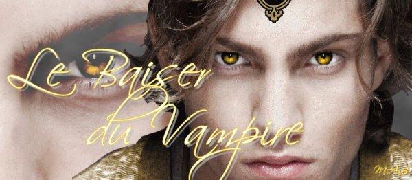 La saga des Vampires Tome 4 Le Baiser du Vampire Melissa De La Cruz