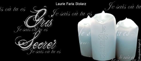 Gris Secret Laurie Faria Stolarz
