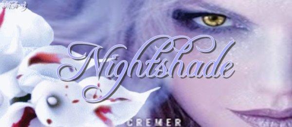 Nightshade - 1 - Lune de sang Andrea cremer