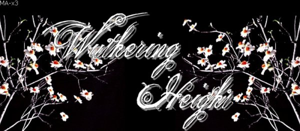 Wuthering Height Emily Brönte
