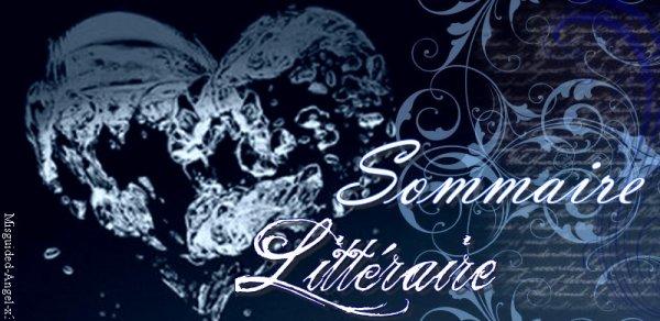 Sommaire littéraire