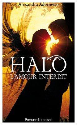 Halo - 1 - L'amour interdit Alexandra Ardonetta