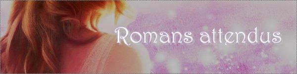 Romans attendu et Pile à lire Septembre 2011