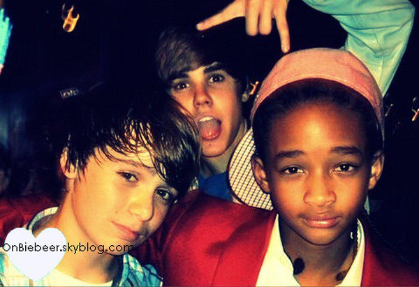Photo:  Justin,Jaden & Christian