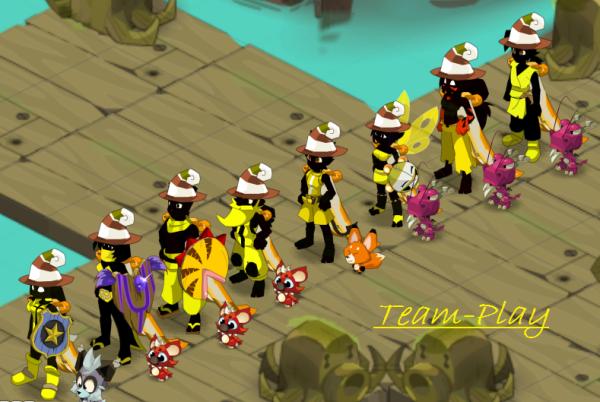 Team play a otomaï
