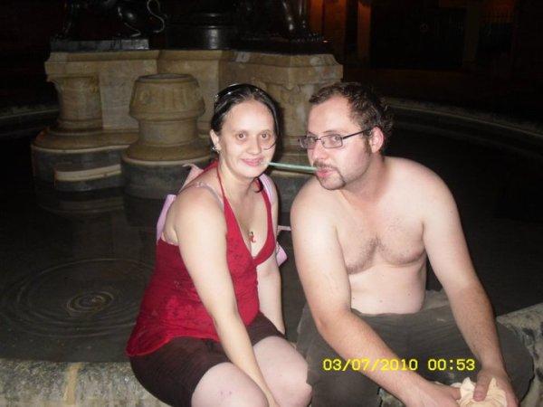 Adrien et Sabrina