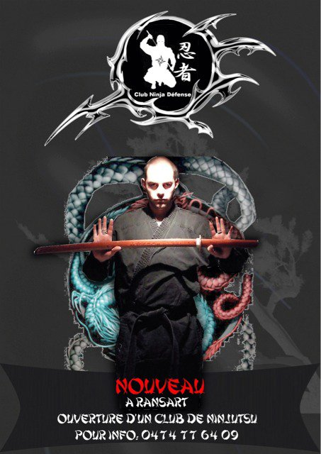 ouverture club de ninjutsu