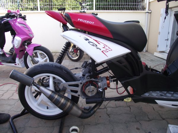 ludix stage 6 R/T 80cc