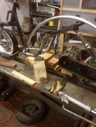 new patte moteur stuntro