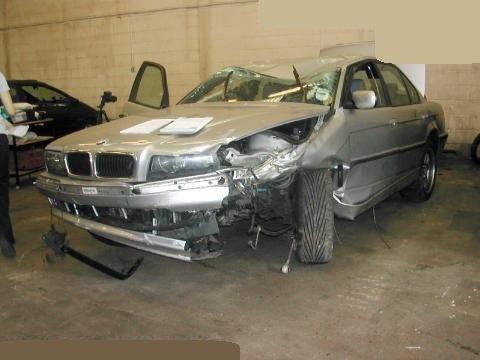 BMW 745 i