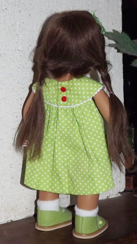 les poupées Wichtel de Rosemarie Müller vous connaissez ?