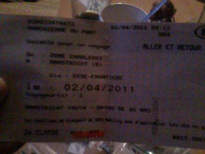 journé a maas avc  auré le 02x04x2011
