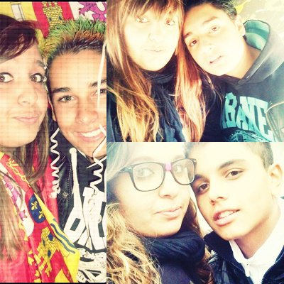 Mes couuuusins <3