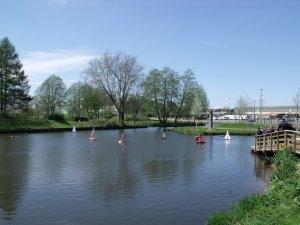 Premier journée de navigation inter club sur denain le 28 avril 2013 (1 ére partie)