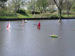 Premier journée de navigation inter club sur denain le 28 avril 2013 (2 ére partie)