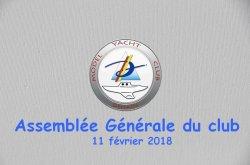 assemblée général 2018