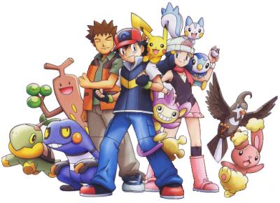 OS:Pokémon